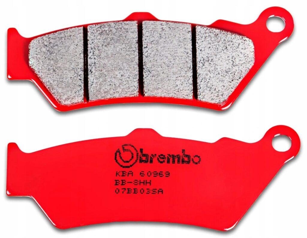 Колодки Brembo