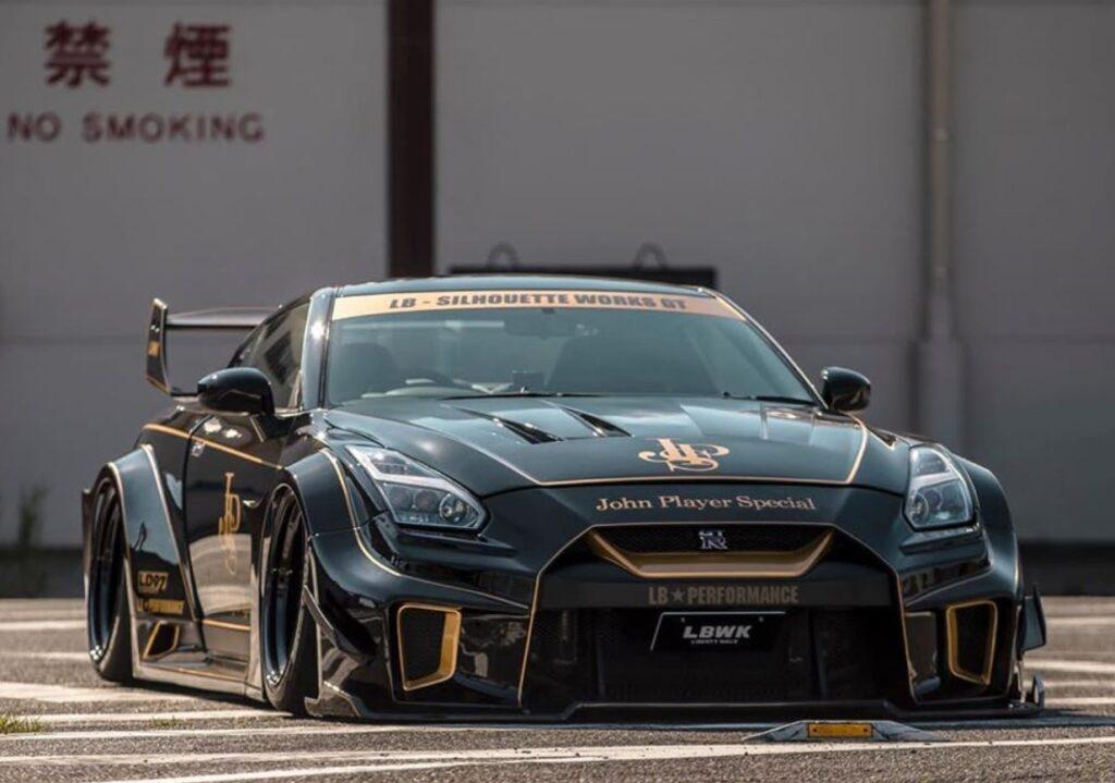 Nissan GT-R JPS