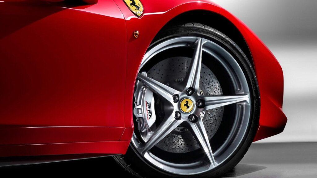 Ferrari тормозные диски