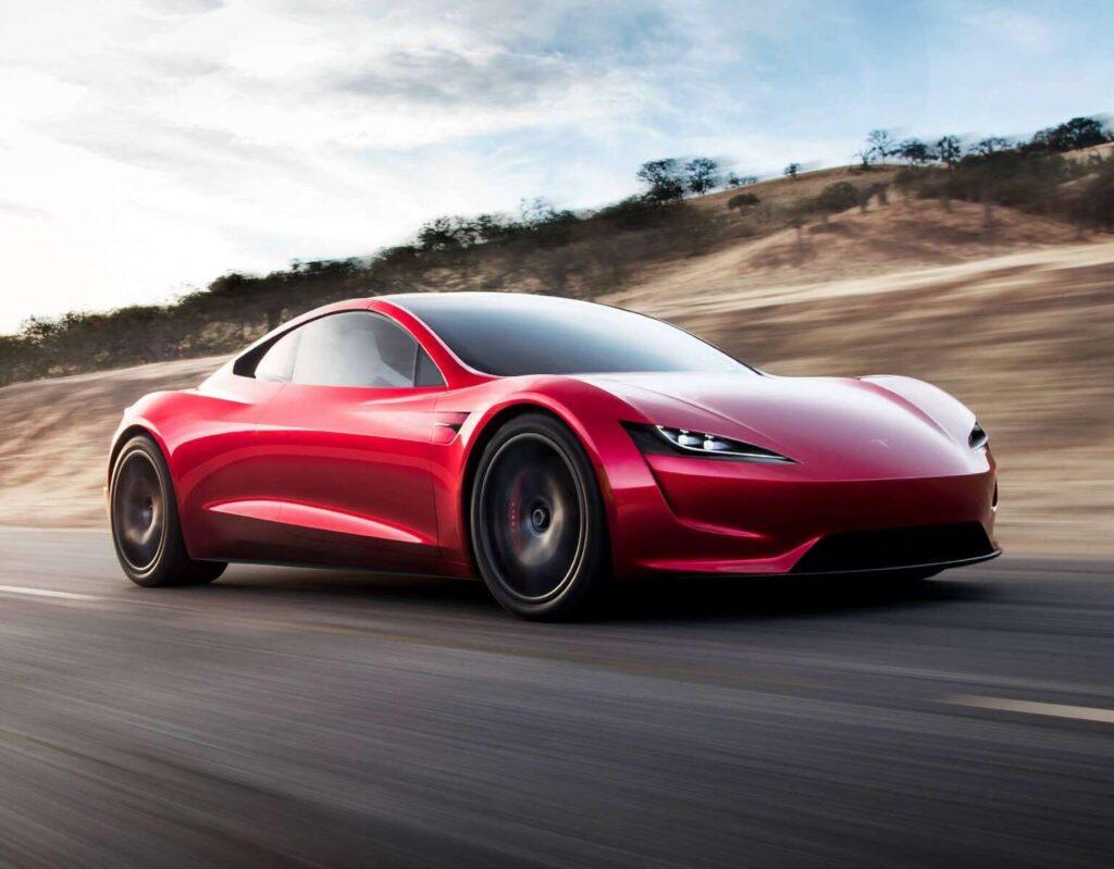 Tesla электромобиль