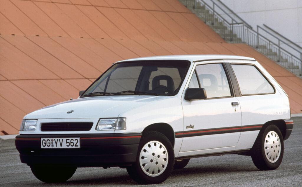 Opel Corsa 1 поколения