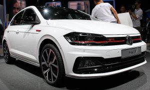 Volkswagen Polo GTI (2017-2020)